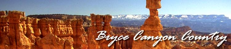 Bryce Canyon Country Utah