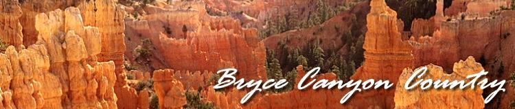 Bryce Canyon Country Parks & Monumente