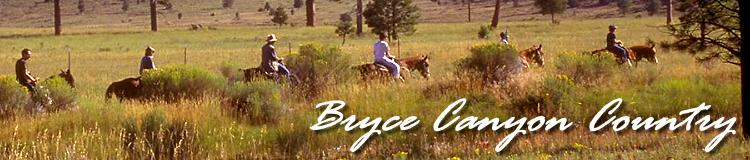 Bryce Canyon Country Reiten